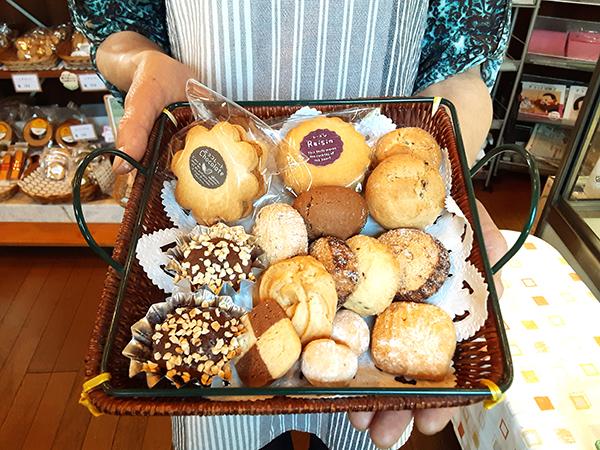 手造りクッキー